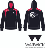 Warwick University Archery Hoody ladies