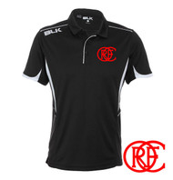 ORFC Club Polo – TEK V Polo, Black Junior