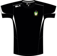 Scunthorpe Rugby – TEK V Shirt, Black Junior