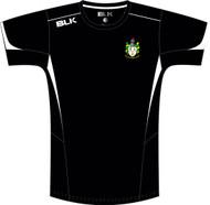 Scunthorpe Rugby – TEK V Shirt, Black Junior
