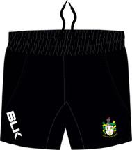 Scunthorpe Rugby – TEK V Shorts, Black Junior
