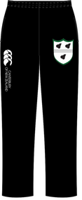 Worcs CCC Pathway - Open Hem Stadium Pant Junior (Black)