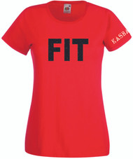Warwick University Aerobics Club FIT T-Shirt