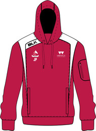 Warwick Uni Riding Club Red Hoody