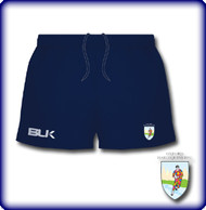 OXFORD HARLE  - BLK TEK RUGBY SHORTS - NAVY