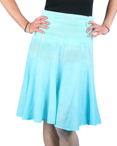 LM-15  -   Cotton Mini Skirt