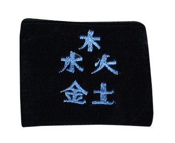 """RFCP  -  Feng Shui Coin Purse - Assorted Colors 5"""" x 4"""""""