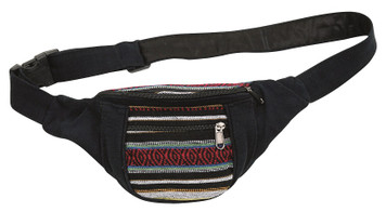 3 pocket Festival Bag - adjustable strap