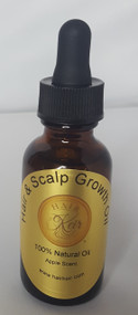 Soothing Scalp and Growth Oil