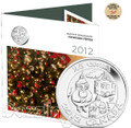 Holiday Gift Coin Set 2012 Canada