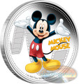 The Mickey Mouse & Friends Coin Series - 1 oz. Silver Coin Niue 2014