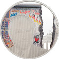 2014 Silver Coin - The Fall of the Berlin Wall - 3D-Laser Tilt: Double Portrait