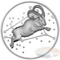 2015 Myth & Legend - Aries 1oz Silver Proof Tokelau Coin