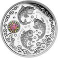 Maple of Prosperity ~ 2015 $15 1 oz .9999 Silver Coin