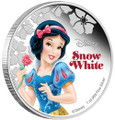 Disney Princess Snow White - 2015 Niue 1 oz Silver Coin