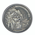 Niue 2015 2 oz Silver Coin - Journeys Of Discovery - Christopher  Columbus