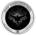 2016 25 cent Lenticular 3D Coin - Batman v Superman