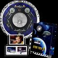 Coin and Stamp Set – Star Trek TM: U.S.S. Enterprise