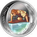 Mirror Coins 1st. issue - Narcissus Silver Coin $20 Niue 2016