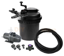 PondMAX PF4500UV Filter & Pump Kit