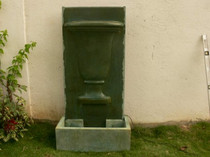 Bell panel Fountain with pump