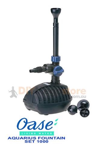 OASE Aquarius 1000 Set Pump