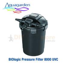 Aquagarden BIOlogic Pressure Filter 8000 UVC