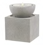 Malabu Grey waterfeature