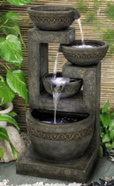 Multi Tier Water Feature