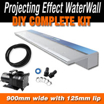 ACRYLIC900P125 - Waterfall Projecting Effect - 900mm x 125mm Lip Blade Kit