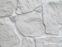 white field stone