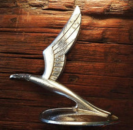 Sold! Very Cool! 1933 Chevrolet Winged Eagle Radiator Cap / hood ornament
