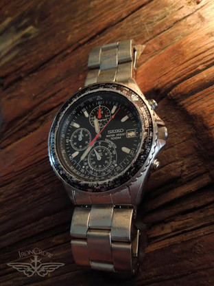 What a hot looking Watch!