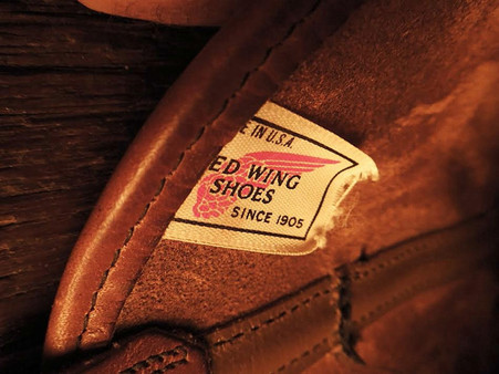 red wing tag