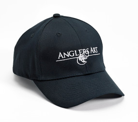 Anglers Art Sports Cap. Great fitting, velcro rear fastner, curved visor for excellent sun protection.