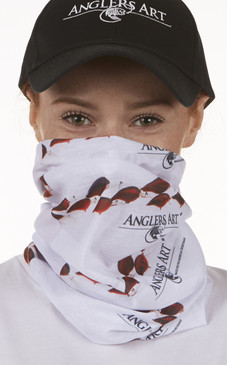 Anglers Gator keeps gals cool and protected.