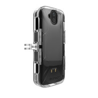 Action Camera Case with Integrated 3.2cm Mounting latches