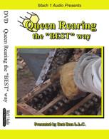 """Queen Rearing the """"BEST"""" Way DVD"""