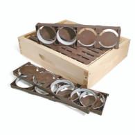 Ross Round Super Kit for 8 Frame Hive [256]