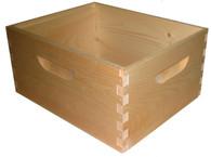 10 Frame Deep Hive Body (unassembled) [10-DEEP]