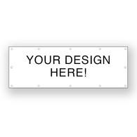 Full Custom Vinyl Banner