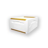 10 Frame Polystyrene Deep Hive Body (unassembled) [10PD]