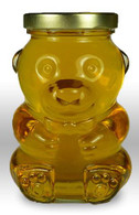 14 oz. Glass Bear (265 ml) (12 count case)