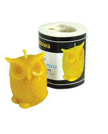 Owl Candle Mold