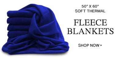 Fleece Blankets Hero
