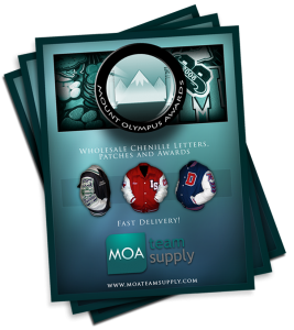 MOA Team Supply Catalog