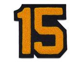 """3"""" Single Felt Letterman Jacket Number"""