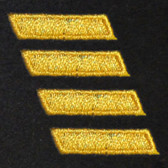 4 Bar Embroidered Swiss Insert