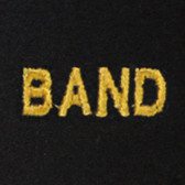 Band Embroidered Swiss Insert