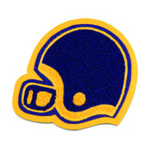 Football Helmet Sports Patch